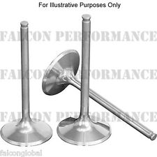 Dodge/Jeep 3.7 3.7L Exhaust Valve Set/6 with Locks/Keepers 2002-2012