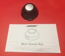 Gently Used Bose Wave Control Pod Model 325461-0010 Black Music System Wireless