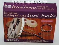 Kumihimo Starter Braiding Kit With Handle