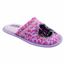 Scarpe da bambina pantofole rosa