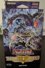 Yu-Gi-Oh! Zombie Horde Structure Deck 1st Edition