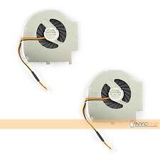 2x Heatsink Fan IBM Lenovo ThinkPad T60 T60P 41V9932 26R9434 41W6403 Tracking