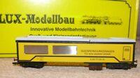 HS  Lux 9740 Gleisstaubsaugerwagen   für alle TT-Gleis- und Steuerungssysteme an