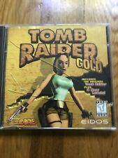 Tomb Raider Gold (Pc, 1998) Pc Game - Complete