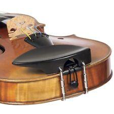 Zitsman 3/4-4/4 Violin Ebony Chinrest: Standard Bracket
