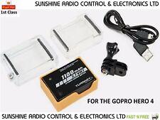 GoPro 4 Turnigy Mochila De Batería 3.7 V 1100 mAh Para GoPro Hero 4 Cámara De Serie Nuevo