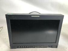 JVC DT-V17G1 43.2cm HD-SDI LCD Producción Monitor
