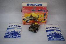 VINTAGE anni 1980 Starcom veicoli, Shadow Invader, invasione, in Scatola,