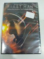 First Man Ryan Gosling Chazelle - DVD + Extras Region 2 Español Ingles - 3T