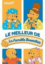 Famille Berenstain Le Meilleur De La Fa  DVD NEW