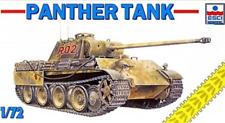 Model Kit Soldatini ESCI ERTL 1/72 8363 PANTHER TANK