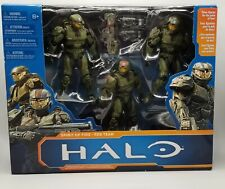 Halo Wars Spirit of Fire Red Team McFarlane 3 Pack Anniversary Series 2
