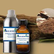 PURE AGARWOOD ESSENTIAL OIL Aquilaria Agallocha NATURAL AYURVEDA HERBAL