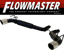 Flowmaster 817504 10-13 Chevy Camaro SS 6.2L Outlaw Axle-Back Exhaust Stainless