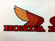 ATC 200X Honda Wings Decals Stickers 1983 1984 ATC 200X  ATC200X 70 83 84