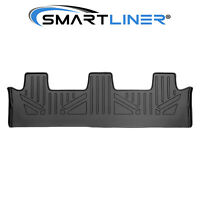 AV3625 2nd Row Bench Carpet Floor Mats For With Front Console