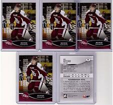 NICK RITCHIE 12/13 ITG Prospects Lot of (5) Rookie RC #75 - 2014 NHL Draft