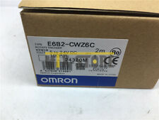 1pcs New In Box Omron Rotary Encoder E6b2 Cwz6c 100pr E6b2cwz6c