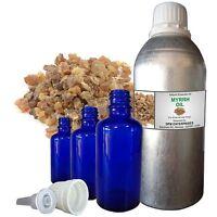 Pure MYRRH OIL 100% Natural Essential Oil, Therapeutic Grade Undiluted 5- 250ml