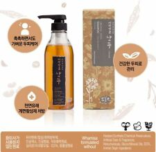 Whamisa Organic Seeds Hair Shampoo for Oily Scalp (pH 4.5) 500ml EWG Verified
