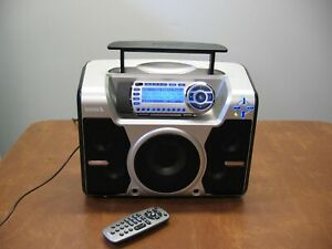 Sirius Starmate ST2  Active Subscription Radio w/ ST-B2 Boombox