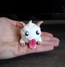 League of Legends cute kawaii poro figure LOL sculpture toy collection US seller