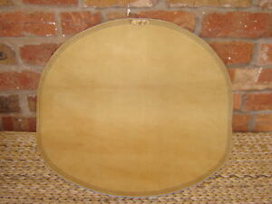 """24"""" INDUSTRIAL ROUND METAL WORKERS PANEL BEATERS LEATHER SANDBAG  CLASSIC CARS"""