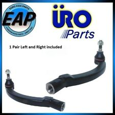 For 1999 Volvo S80 2.8L 2.9L 6cyl Pair Left and Right Tie Rod End Ball Joint NEW