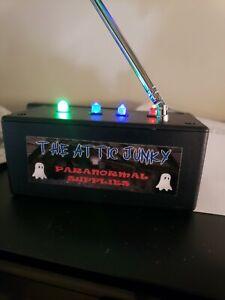 Ghost Hunting Equipment *NEW Rem Pod EMF Detector V-3 Paranormal Investigation*
