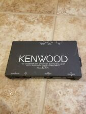 Kenwood Kca-S210A Cd Md Changer Switching Unit Aux Rca Stereo Input