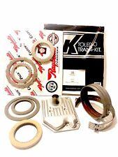 AOD Transmission Master Rebuild Kit 1980-1993 4 WD Filter 2 Band Set Clutch Kit