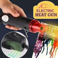 Mini Heat Gun DIY Electric Nozzles Tool Hot Air Gun DIY Paint Embossing J5K7