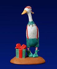 """ Elf Duck ""- WILL BULLAS- PORCELAIN"