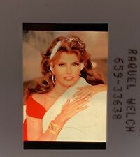 Raquel Welch - 1990's original press slide