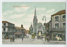 Stonewell Lancaster Lancashire Vintage Postcard B4