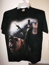 The Mountain Abraham Lincoln Grzzly Emancipator 16th Size M T Shirt BRAND NEW!