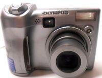 OLYMPUS SP310 DIGITAL CAMERA 7.1 MEGA PIXEL FREE SHIPPING