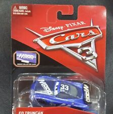 CARS 3 - ED TRUNCAN racer MOOD SPRINGS TEAM -  Mattel Disney Pixar