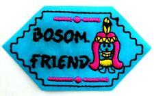 Applikation zum Aufbügeln Bügelbild  3-671 Bosom Friend