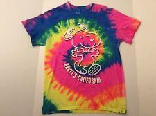 Knott/'s Berry Farm SPIRIT JERSEY Boysenberry Festival Shirt Tie Dye Knotts NWT