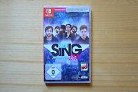 Switch - Let´s Sing 2019 - Mit deutschen Hits! - (Neuware)