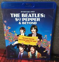 The Beatles Sgt Pepper & Beyond Blu Ray Come Nuovo Vedi Foto e Sergent N