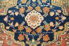 Authentic Wool RNRN-447 3'9'' x 5'4'' Persian Tebriz Rug