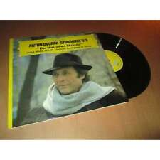 CARLO MARIA GIULINI symphonie n° 9 du nouveau monde DVORAK - DGG Lp 1977