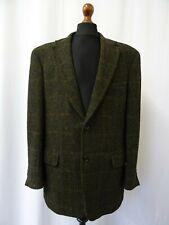 Men's Harris Tweed Blazer Jacket 44R