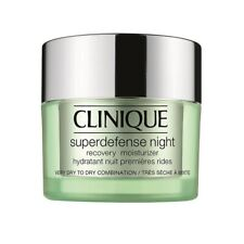 Clinique Superdefense Night Crema Viso Notte 50ML Trattamento Idratante
