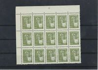 Russia 1948 MNH Stamps Block CAT£30+ Ref: R7183
