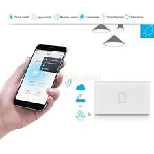 Broadlink TC2 One Touch Panel APP Control Timer 433MHz Smart Wifi Wall Switch US