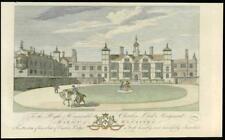 1768 Essex-Original Antique Gravure Easton Lodge DUNMOW STEBBING (06)