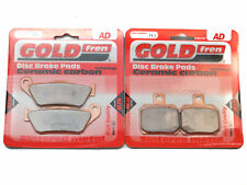 Brake Pads Front & Rear For Yamaha YP 125 R X-MAX (1B9/Brembo F/) 2006-2009